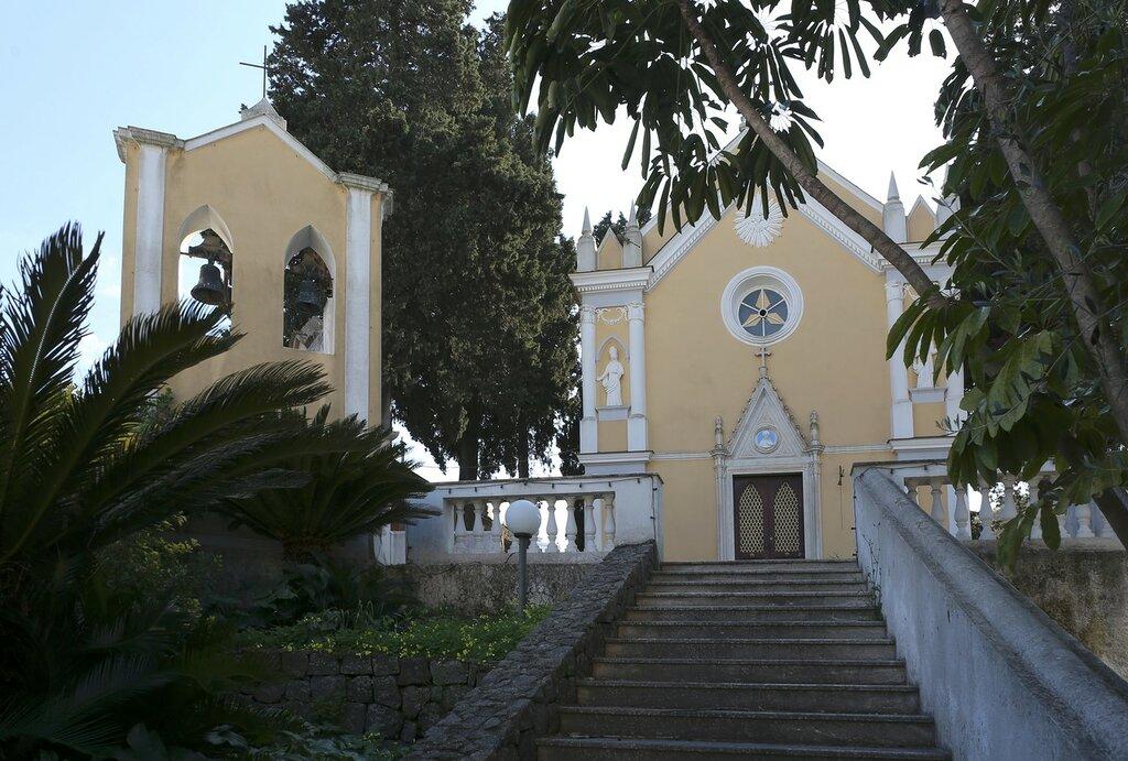 Chapel of Piro (Capella Pieta), Lacco Ameno