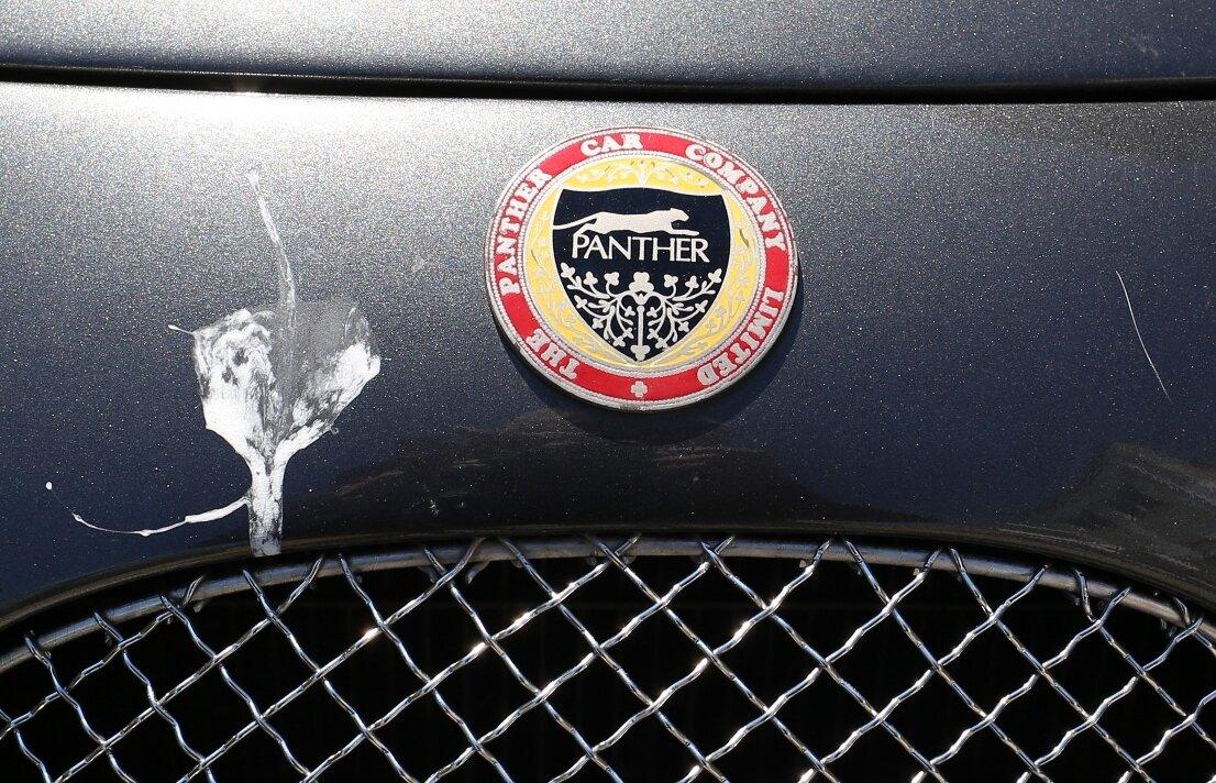 Спортивный родстер Panther-Callista