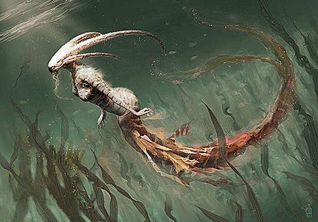 12 знаков Зодиака в образах чудовищных монстров (фото 10)