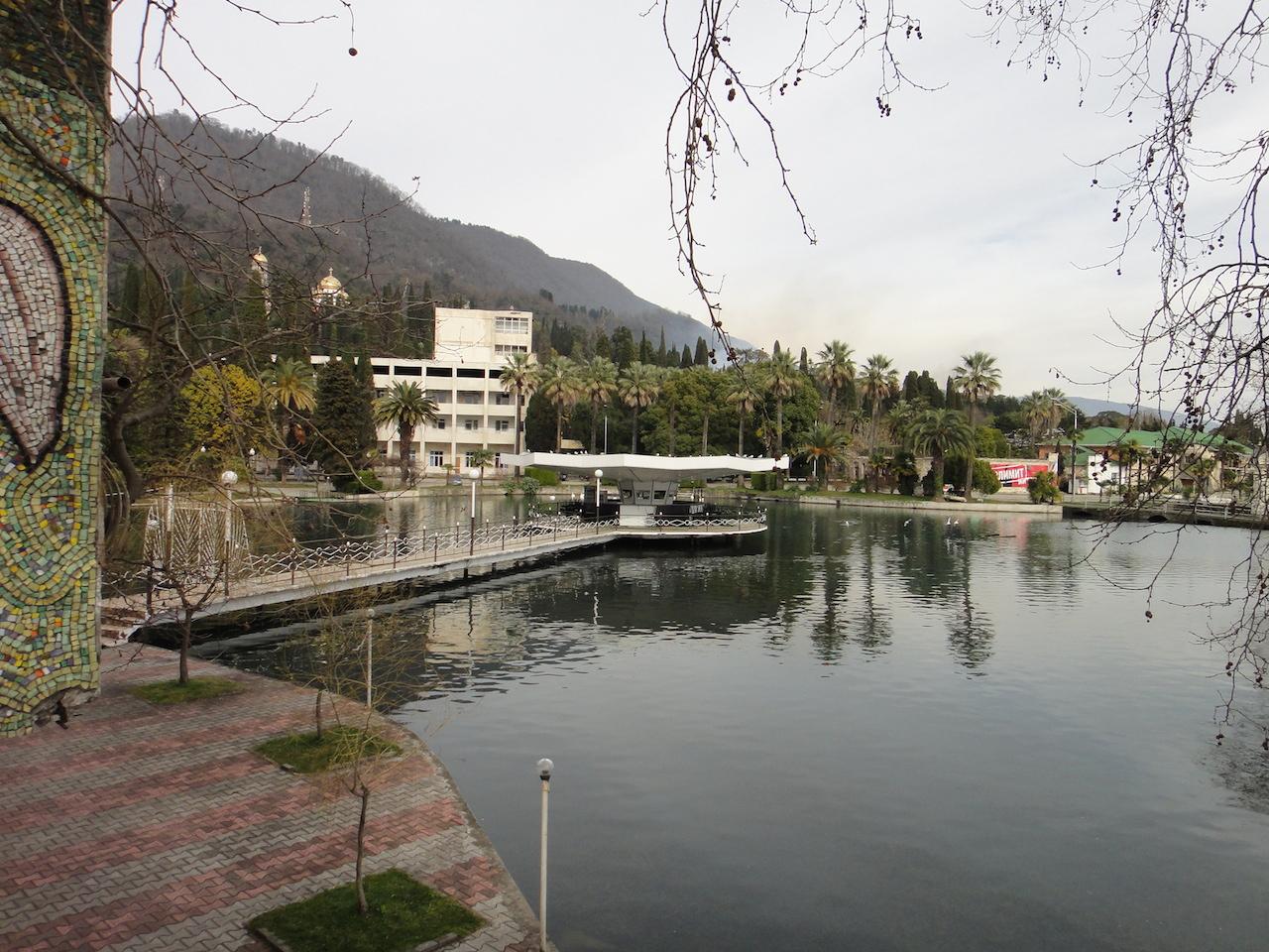 Абхазия Новый Афон 14 марта 2015 г., 18-20.JPG