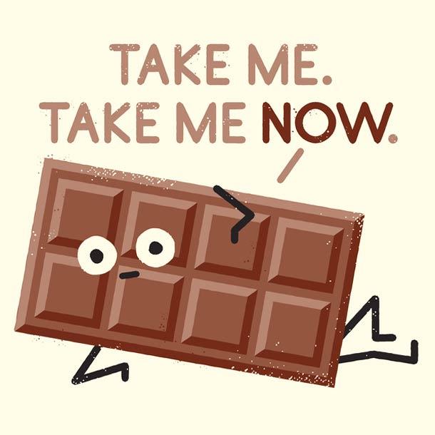 Возьми меня, возьми меня прямо сейчас!