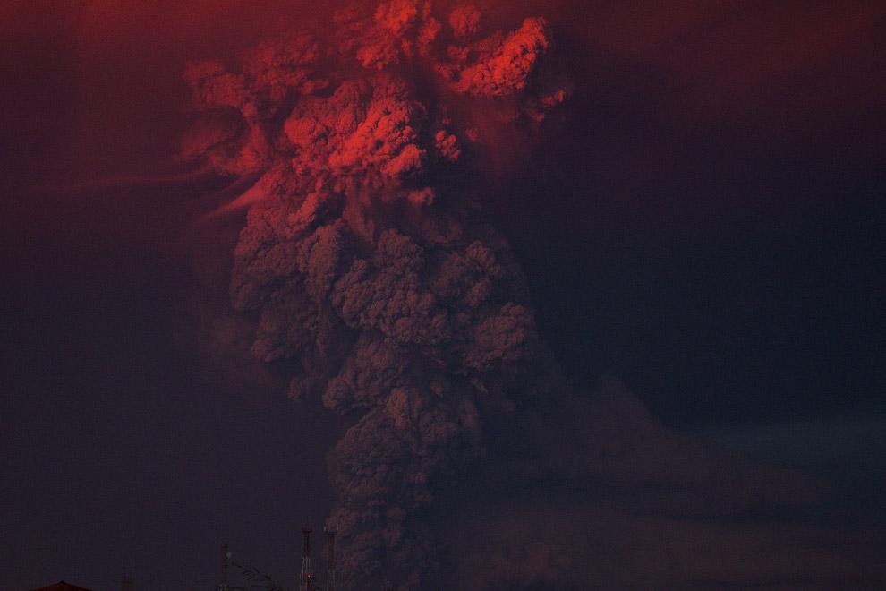 28. На 24 апреля объявили «красный» уровень тревоги. Населению запретили находиться в радиусе 2