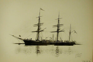 Вид корабля Разбойник