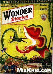 Wonder Stories (October, 1930)