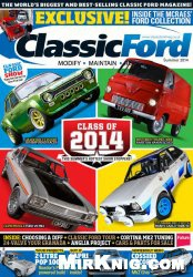 Журнал Classic Ford - Summer 2014