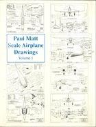 Книга Scale Airplane Drawings. Volume 1