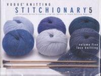 Книга Vogue Knitting Stitchionary Volume Five: Lace Knitting.