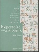 Книга Répertoire des alphabets