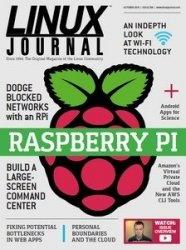 Журнал Linux Journal - October 2015