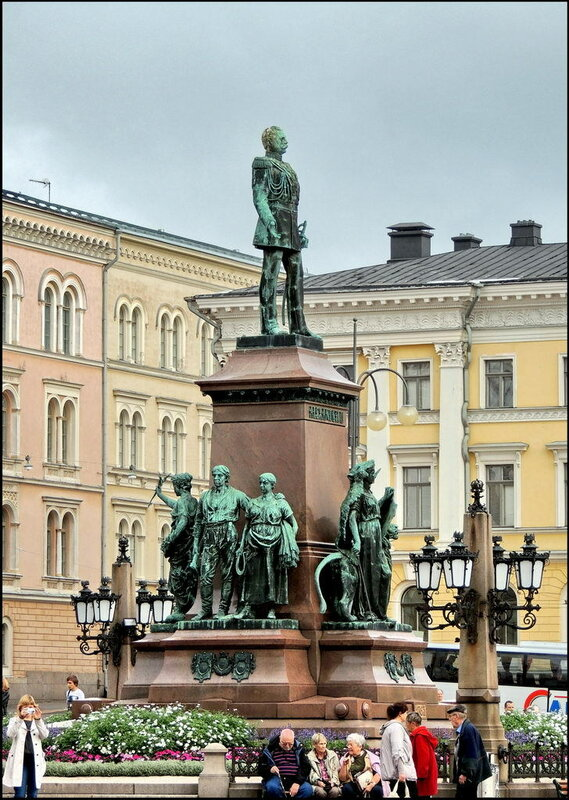 Helsinki 9768 Aleksanteri II