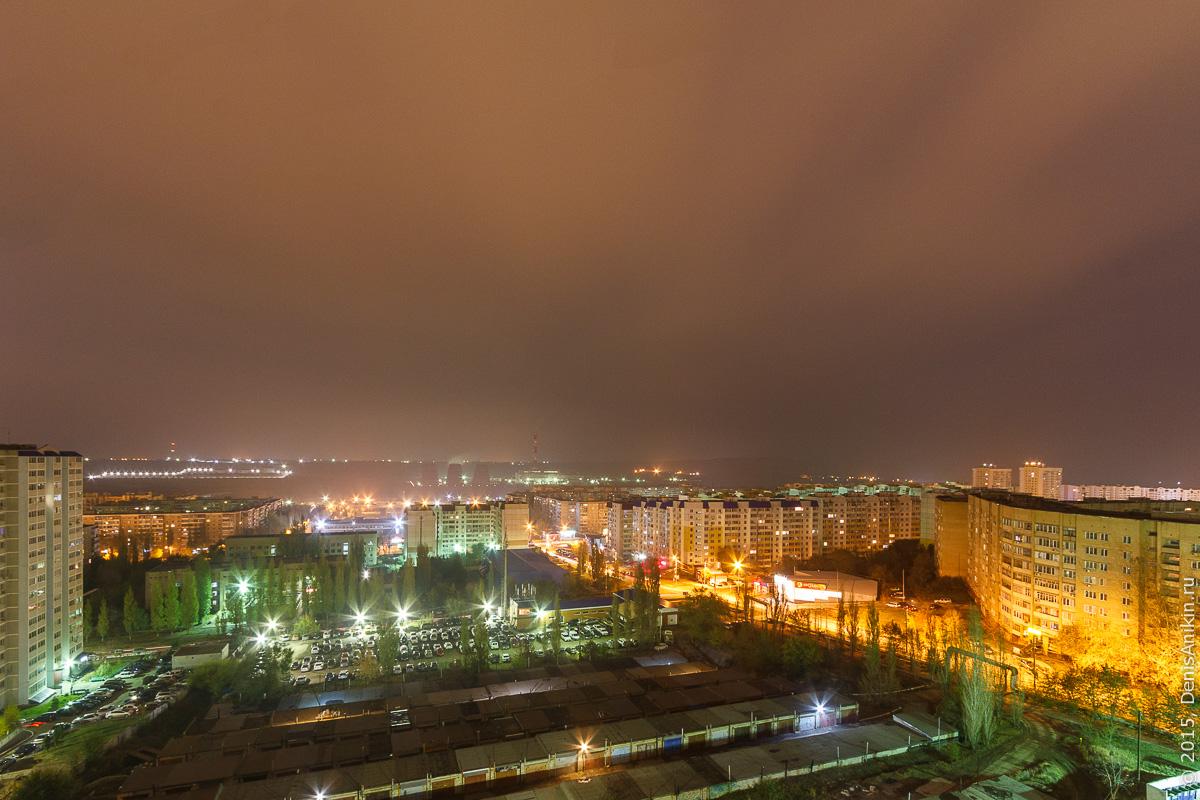 Солнечный ночью. Саратов 9