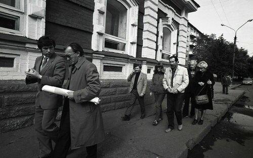 Сентябрь 1985 г.