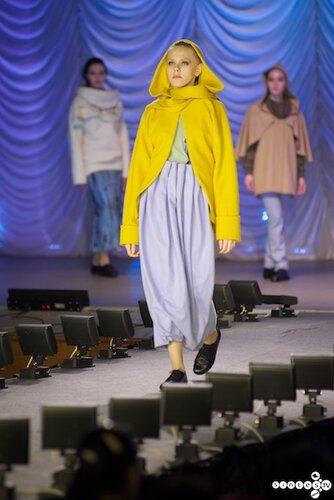 X межрегиональный профессиональный конкурс дизайнеров одежды «Сибирская капель 2015»