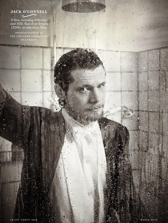 Лучшие британские актеры в проекте The 2015 Hollywood Portfolio by Jason Bell in Vanity Fair march 2015 - Джек О'Коннелл / Jack O'Connell