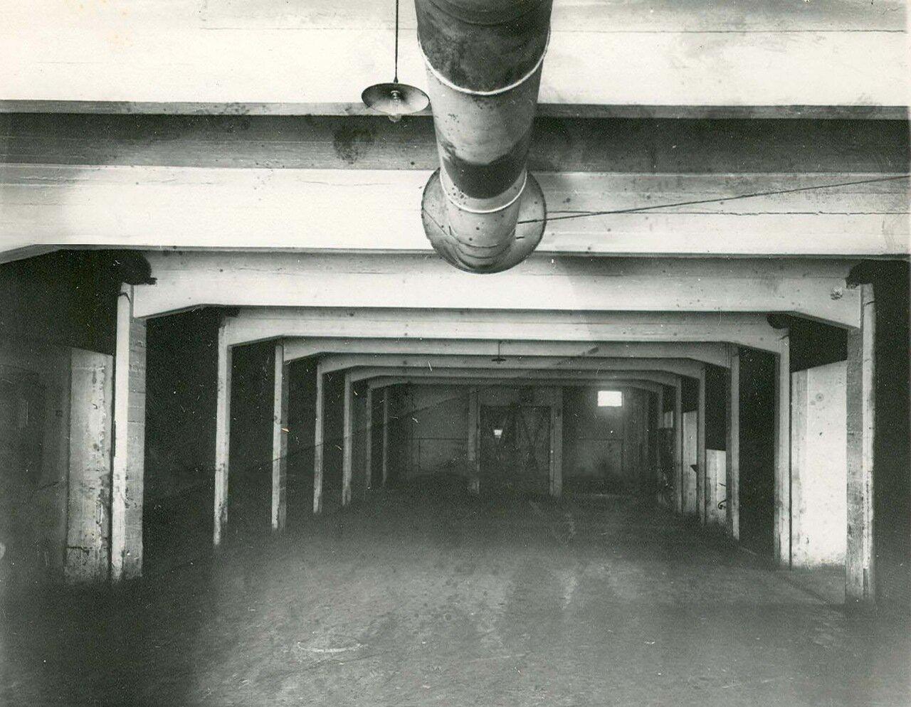 04. Образец железо-бетонных перекрытий подвального помещения