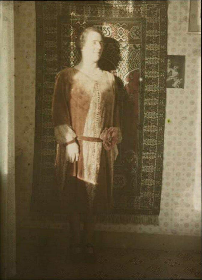 1924. Тини в номере