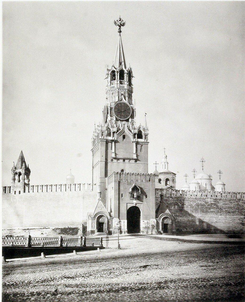 383. Спасские ворота