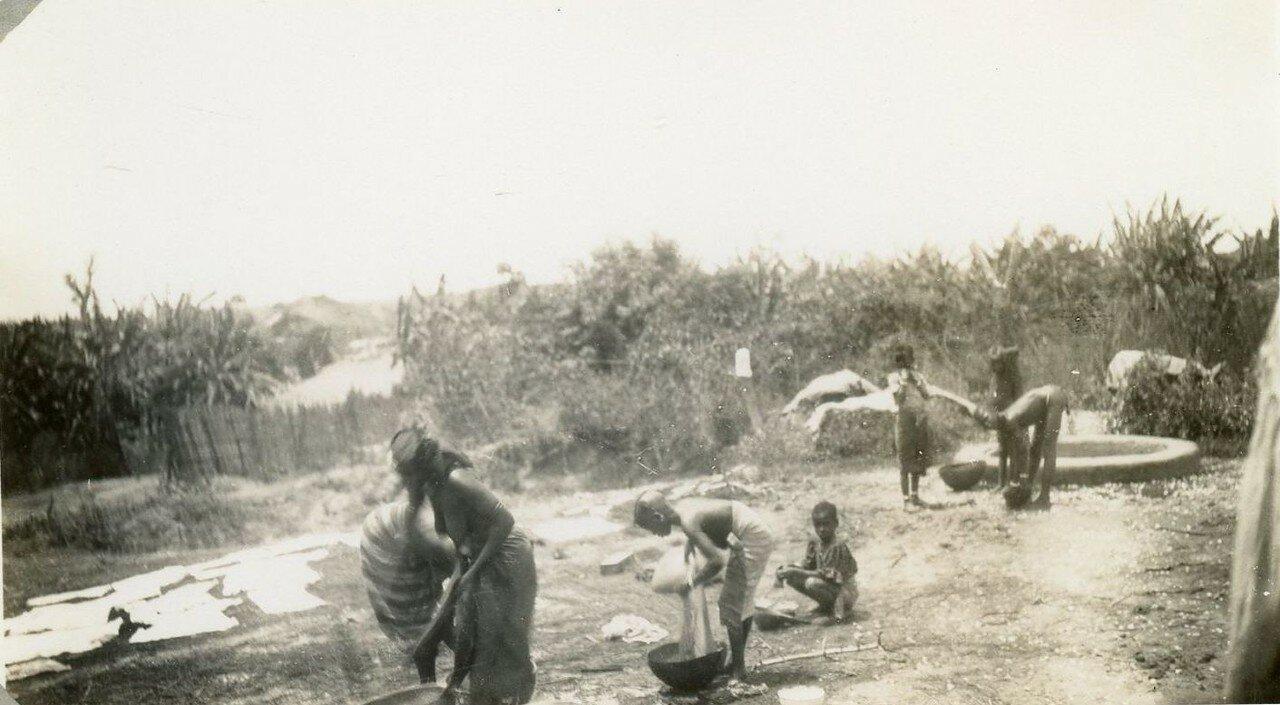 1920. Западная Африка
