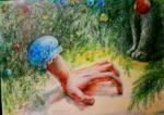 Ползущая рука