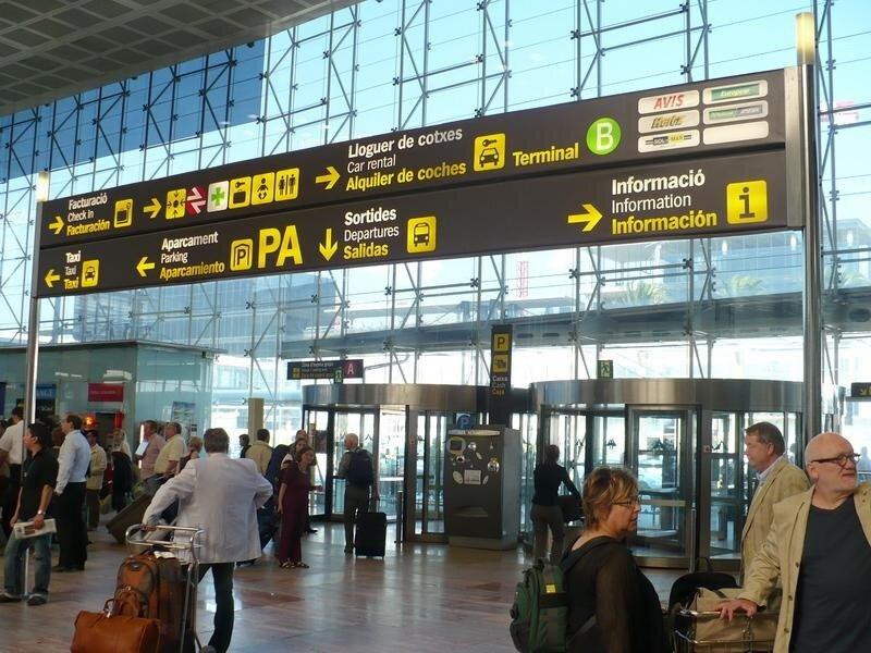 Aeropuerto Barcelona (BCN) (42 фото)