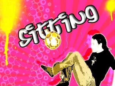 Sitting freestyle