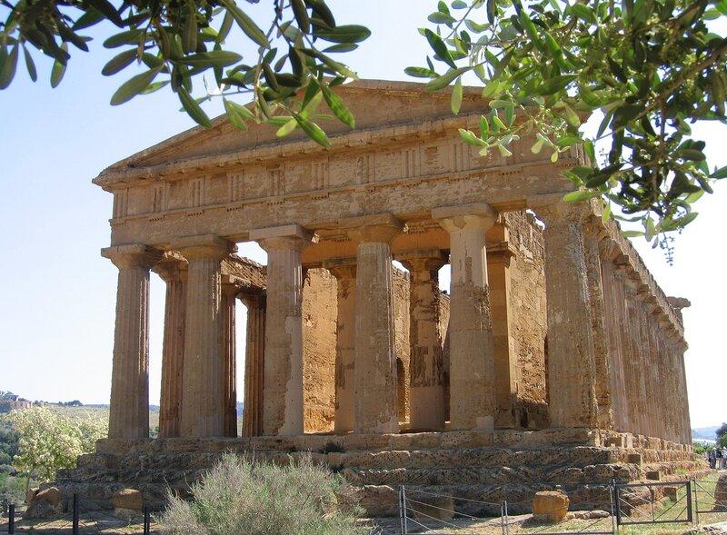 Храм Конкордии