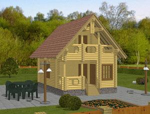 Готовые проекты одноэтажных домов до 100 кв м от Архетон