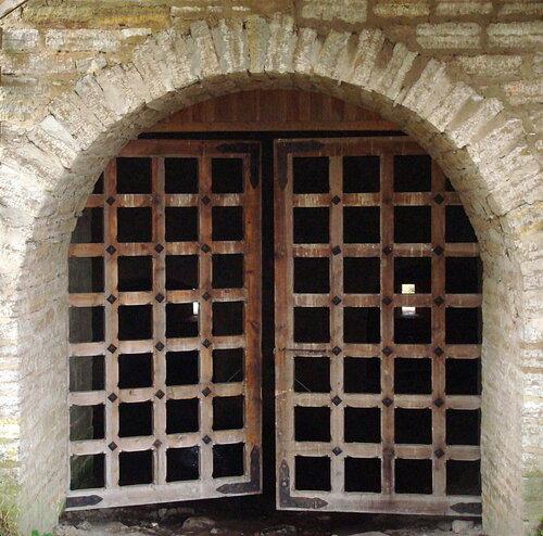 Ворота староладожской крепости