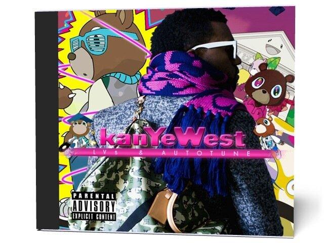 Kanye West - LVs & Autotune (2009)