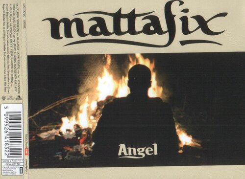 Mattafix - Angel (CDM)