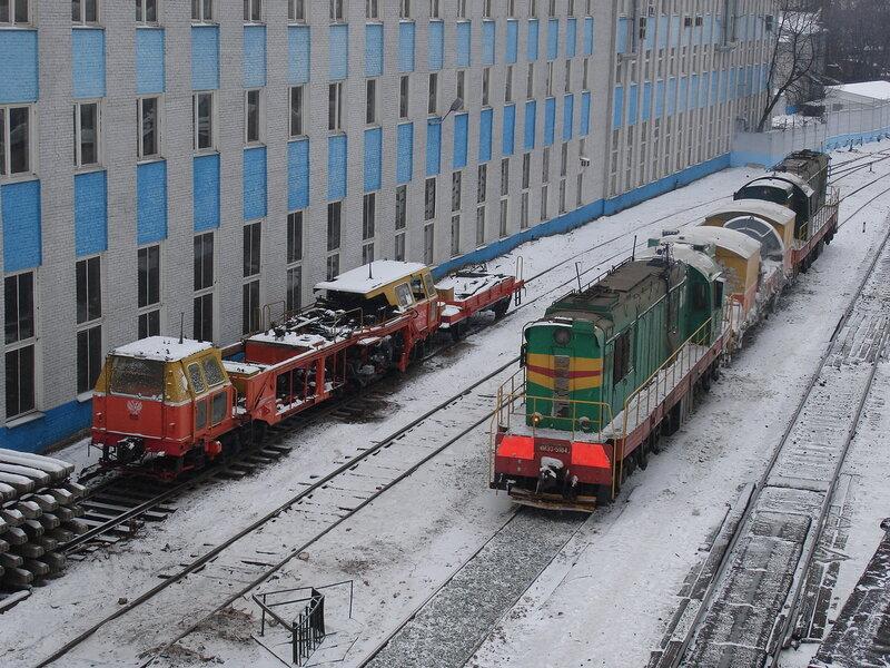 srv-1993 ЧМЭ3-5184 и ВПРС-500.