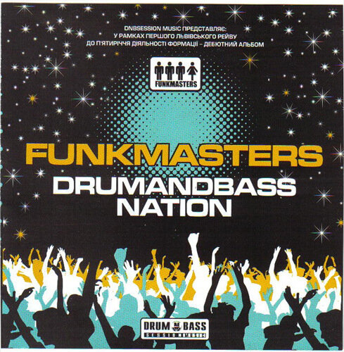 Funk Masters - Drumandbass Nation (2008)