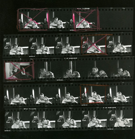 Contact sheets, Hollywood Frame by Frame.jpg