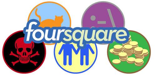 foursquare как добавить новое место