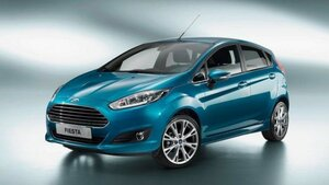 Ford презентовал свой экономичный хэтчбек «Fiesta ECOnetic»