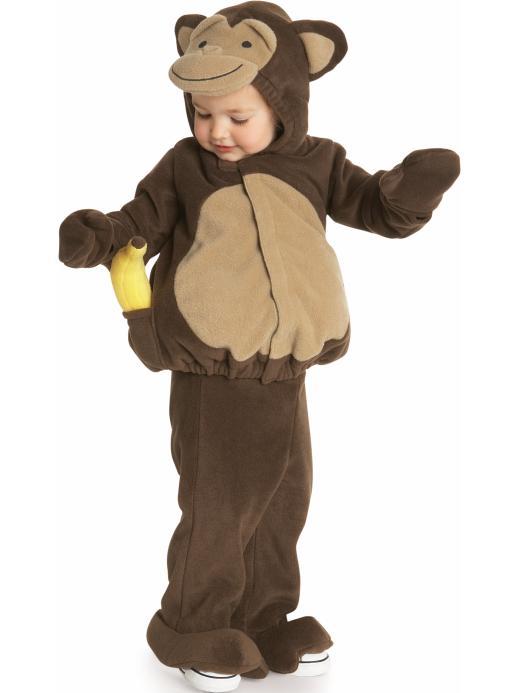 Костюм обезьянки для мальчика на новый год