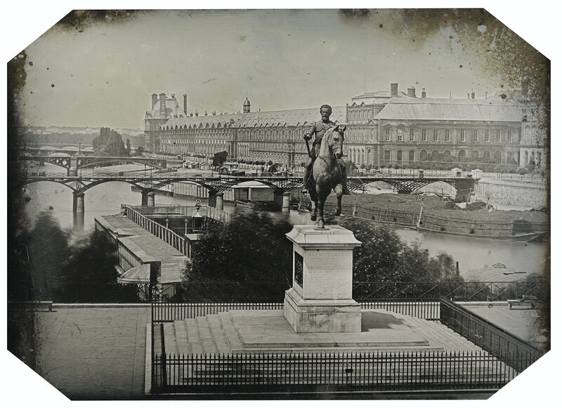 1840c Paris Henri IV et la Seine by Vincent Chevalier.jpg
