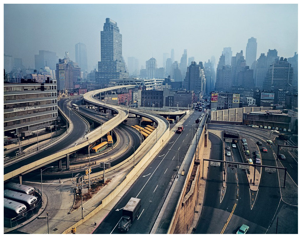 Manhattan, 1964 Foto di Evelyn Hofer.jpg