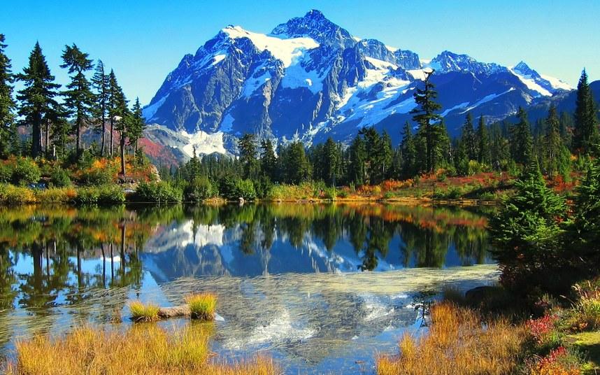 Самые красивые горы нашей планеты