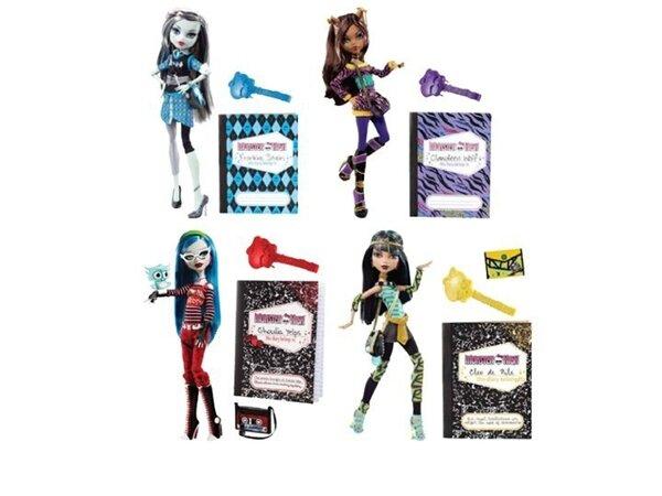 Магазин кукол монстр хай в химках