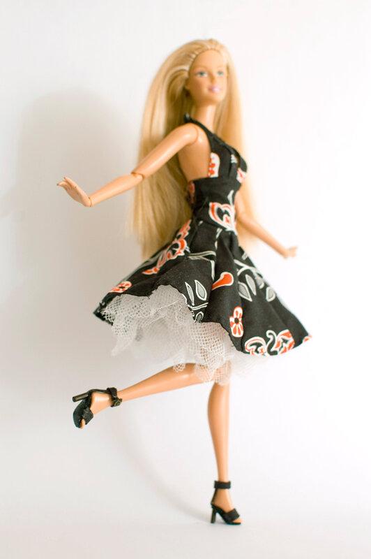 Одежда Для Барби Пышные Юбки