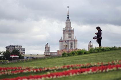 Москву назвали одним из экологически благополучных крупных городов РФ