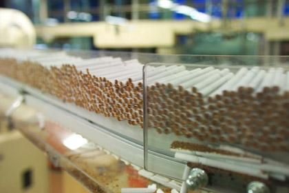 В Великобритании больше нет табачных фабрик