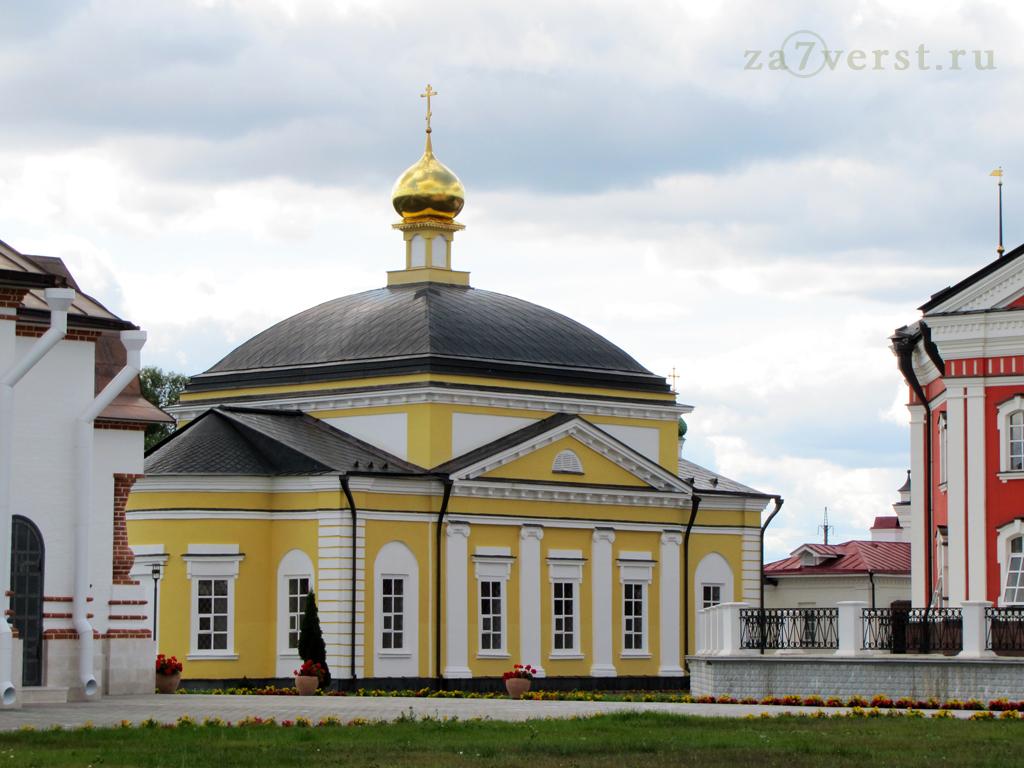 Троице-Сергиев Варницкий монастырь (Ростов Великий, Ярославская область)