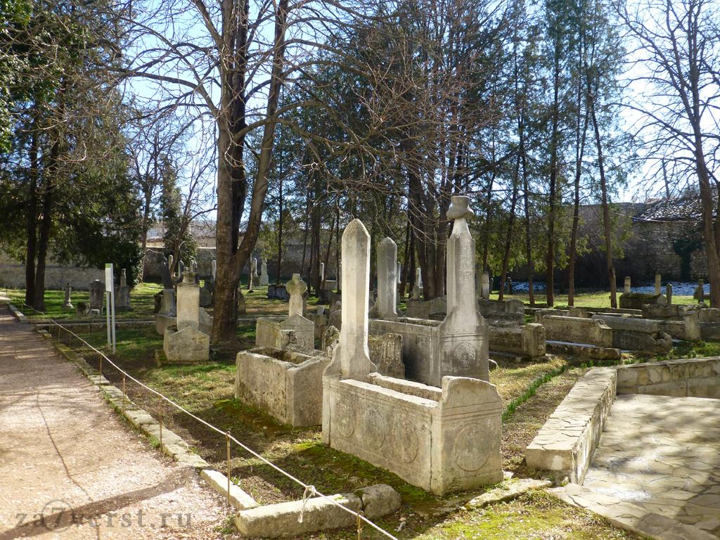 Бахчисарайский музей, ханское кладбище