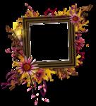Рамки Осенние