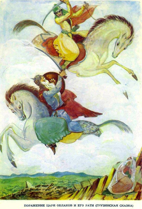 Сказки Народов Прибалтики