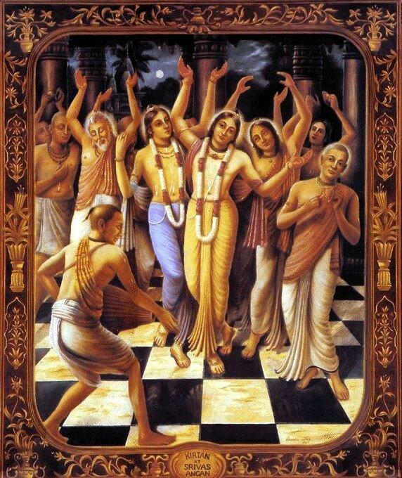 Шри Кришна-Чайтанья Махапрабху и Панча-Таттва