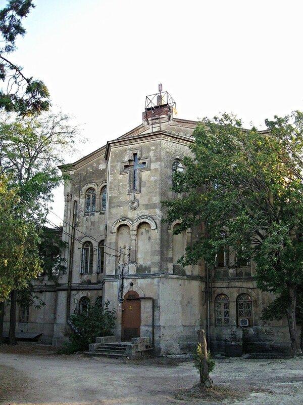 Херсонес-домовой храм в честь иконы Божией Матери «Корсунская».