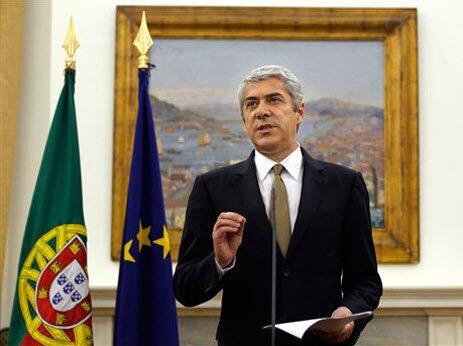 Педро Пассос Коэльо премьер-министр Португалии